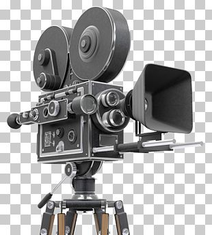 Movie Camera Film Cinema PNG