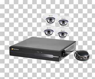 Analog High Definition Network Video Recorder Closed-circuit Television Digital Video Recorders Hard Drives PNG
