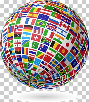 Globe Flags Of The World World Flag PNG