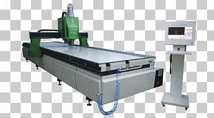 Sandwich Panel Technology Aluminium CNC Router Machine PNG