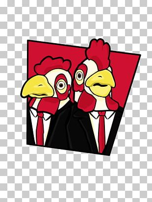 KFC Fried Chicken Disc Jockey Cartoon PNG