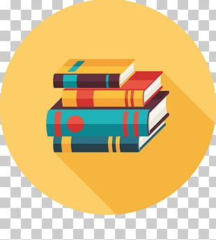 Book Flat Design PNG