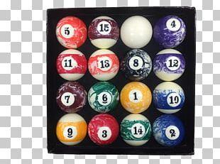 Billiard Balls Lunar Pool Eight-ball Billiards PNG