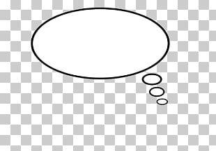 Circle Black And White Line Art Monochrome PNG
