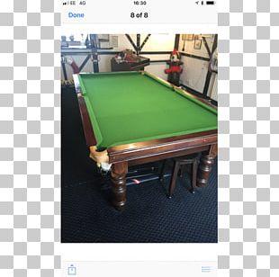 English Billiards Billiard Tables Cue Stick PNG