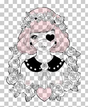 Gothic Fashion Drawing Pastel Goth Subculture PNG
