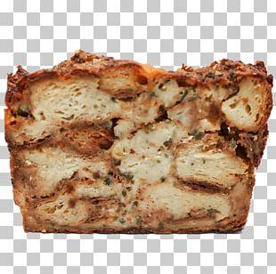 Beer Bread Bread Pudding Banana Bread Custard Danish Pastry PNG