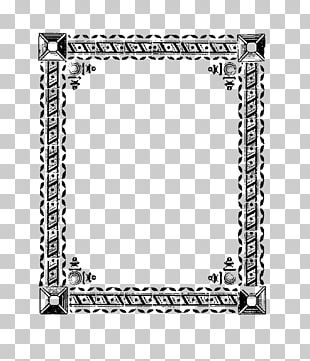 Borders And Frames Frames Decorative Arts PNG