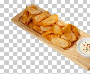 French Fries Potato Wedges Junk Food French Cuisine Recipe PNG