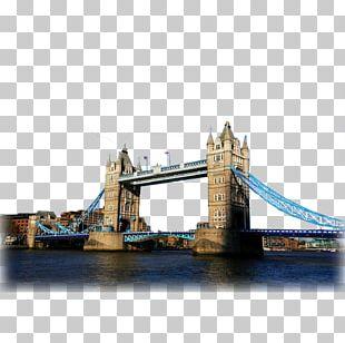 London Bridge Tower Of London Tower Bridge Eiffel Tower PNG