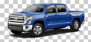 2017 Toyota Tundra Car Pickup Truck Sport Utility Vehicle PNG
