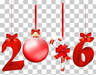 Christmas New Year PNG