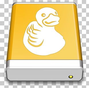 Cyberduck MacOS SSH File Transfer Protocol Finder PNG