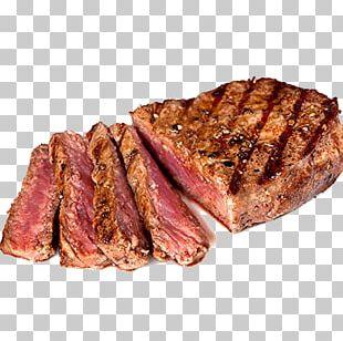 Steak Sandwich Meat Beef Strip Steak PNG