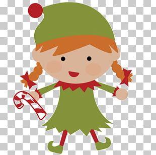 The Elf On The Shelf Christmas Elf Santa Claus PNG