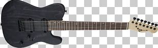 Ibanez Electric Guitar Musical Instruments Seven-string Guitar PNG