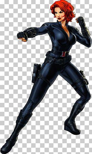Marvel: Avengers Alliance Black Widow Falcon Captain America Clint Barton PNG