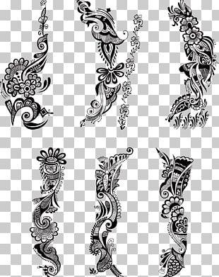 Tattoo Mehndi Henna PNG