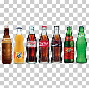 Fizzy Drinks Coca-Cola Sprite Fanta Diet Coke PNG