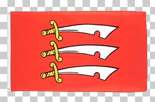 Flag Of Essex Flag Of The United Kingdom Fahne PNG