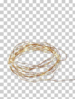 Garland Lighting Jewellery Christmas Lights PNG