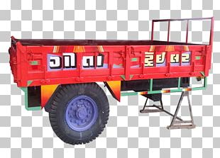 Motor Vehicle Car Semi-trailer Truck Electric Vehicle Tractor PNG