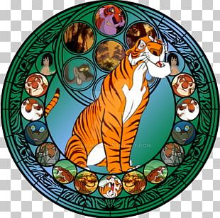 The Jungle Book Shere Khan Colonel Hathi Bagheera Mowgli PNG