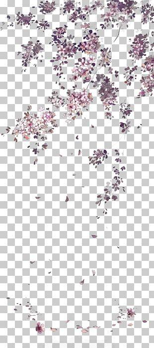 Cherry Blossom Para Para PNG