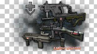 Airsoft Guns Firearm Assault Rifle PNG