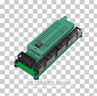 Microcontroller Hardware Programmer In-system Programming Atmel AVR PNG