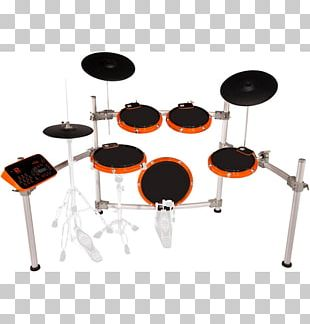 DrumIt Five Electronic Drums Electronic Drum Module Percussion PNG