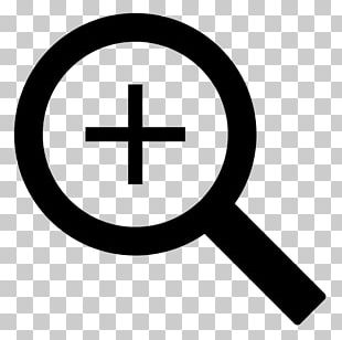 Zooming User Interface Symbol Computer Icons Magnifying Glass PNG