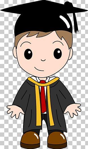 Graduation Ceremony Child Cartoon PNG