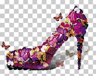 High-heeled Footwear Court Shoe Stiletto Heel PNG