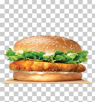 Hamburger Whopper Barbecue Chicken Burger King Grilled Chicken Sandwiches PNG
