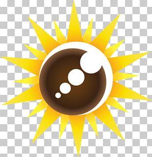 Solar Eclipse Lunar Eclipse Moon Earth PNG