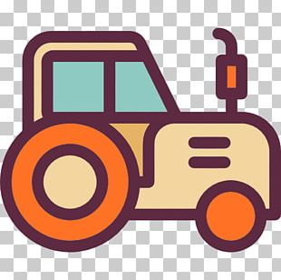 Tractor Scalable Graphics Farm Icon PNG