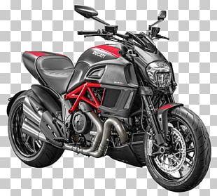 Car Ducati Diavel Motorcycle Desmodromic Valve PNG
