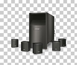 Home Theater Systems Loudspeaker Bose Speaker Packages AV Receiver 5.1 Surround Sound PNG