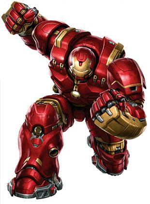 Hulk Iron Man Vision War Machine Ultron PNG