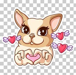 Meine Hunde Sticker Telegram Dog Breed VKontakte PNG