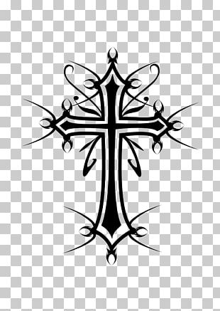 Celtic Cross Christian Cross Drawing PNG