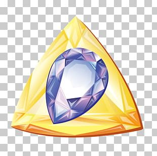 Diamond Gemstone Crystal PNG