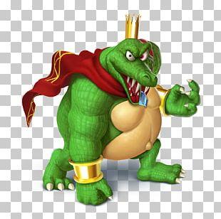 Donkey Kong Country Kremling King K. Rool Nintendo Switch Video Game PNG