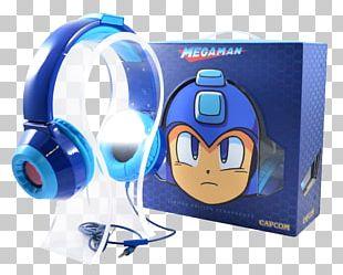 Mega Man Legacy Collection Mega Man ZX Headphones Dr. Wily PNG