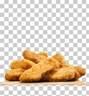 Chicken Fingers Burger King Chicken Nuggets Hamburger Big King PNG