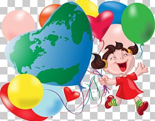 Child Drawing Balloon Graphic Arts PNG