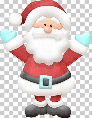 Santa Claus Ded Moroz Père Noël Christmas Ornament PNG