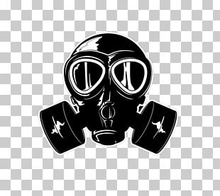 Gas Mask Cartoon PNG