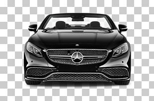 2017 Mercedes-Benz S-Class Personal Luxury Car Luxury Vehicle PNG